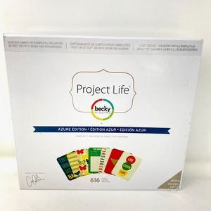 Project Life Azure Edition Core Kit